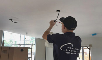 Residential electrician Langford